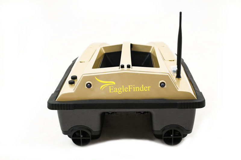 High-tech Eagle Finder RYH-001D Two Way Remote Control Fishing Boat With GPS, Fish Finder