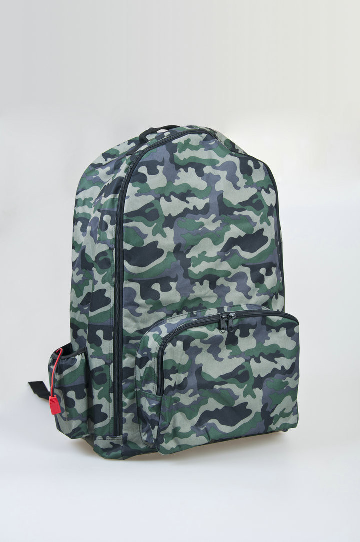 The Backpack Bait Boat Parts Camouflage Color- Special Designed For Boats